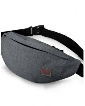 Повседневная функциональная сумка Gray