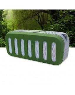 Bluetooth мобильная колонка NR2013 Green
