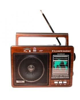 Радиоприемник RX-9966UAR
