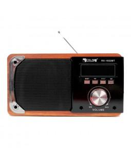 Портативная музыкальная радио колонка RX-1822BT