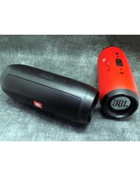 JBL мобильная колонка Red Leather Drum I+ (1+h)