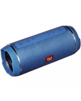 Портативная bluetooth колонка влагостойкая TG116 Blue