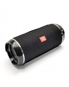 Портативная bluetooth колонка влагостойкая TG116 Black
