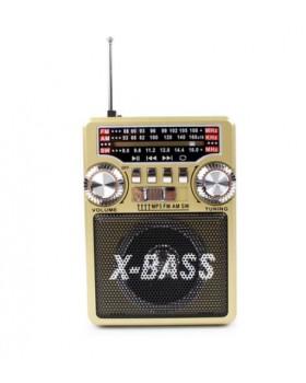 Радиоприемник Gold XB-331URT с USB