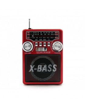 Радиоприемник Red XB-331URT с USB