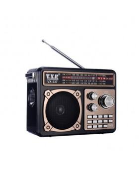 Радиоприемник VX-337 c фонариком