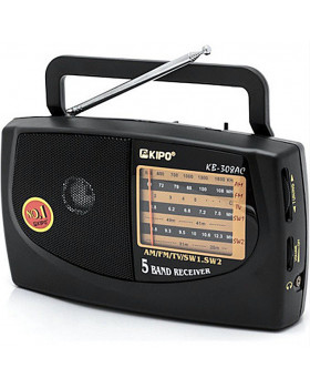 Радиоприемник Black KB-308AC