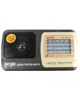 Радиоприемник KB-408 АС Black