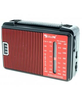 Радиоприемник RX-A08AC Red