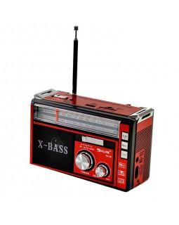 Радиоприемник RX-381 red