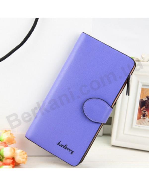 Женский кошелек Business Purple