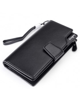 Женский кошелек-клатч Black