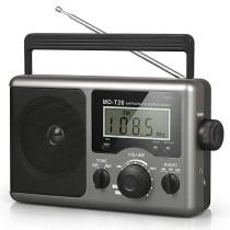 Колонки и радио