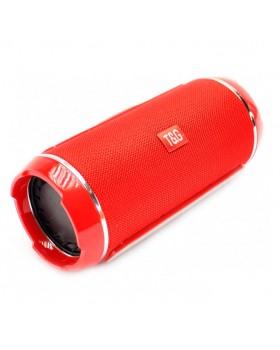 Портативная bluetooth колонка влагостойкая TG116 Red