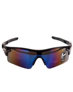 Очки солнцезащитные спортивные Ultra Black-Fly для вело и мотоспорта