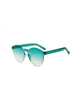 Солнцезащитные очки Lucky Green Gradient