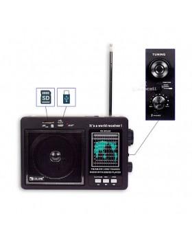 Радиоприемник RX-99UAR USB Mp3 радио