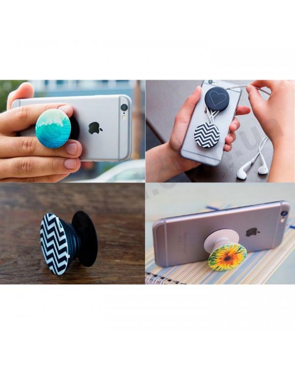 Popsocket Попсокет держатель для телефона подставка чехол