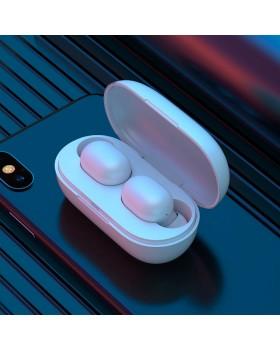 Беспроводные наушники сенсорные GT1 Stereo Touch Control с микрофоном Bluetooth White