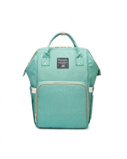 Рюкзак многофункциональный для мамы Green