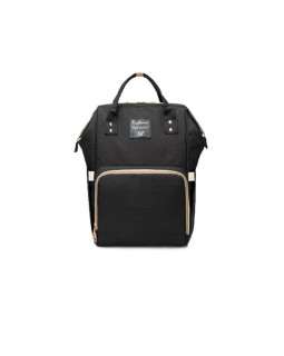 Рюкзак многофункциональный для мамы Black
