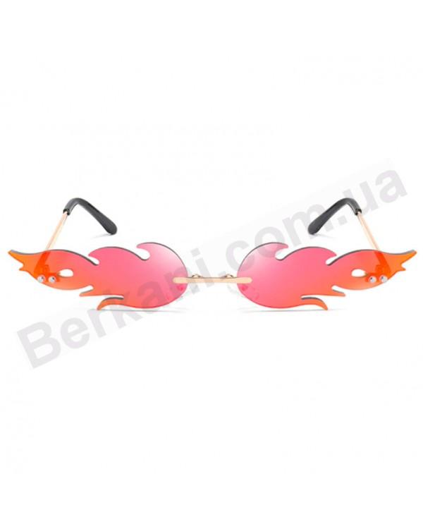 Солнцезащитные очки Агонь и Пламя Red