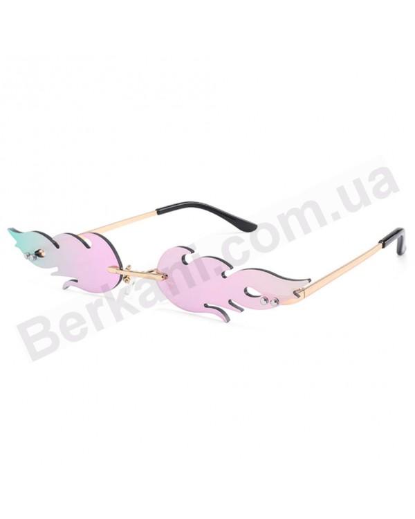 Солнцезащитные очки Агонь и Пламя Purple
