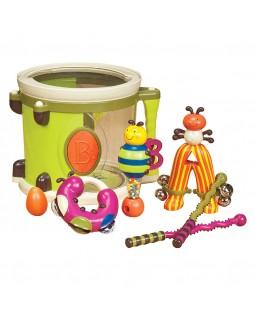 Музыкальная игрушка Парам-Пам-Пам 7 инструментов