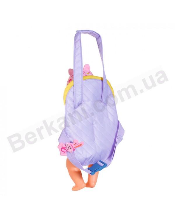 Рюкзак-кенгуру для куклы Baby born Комфортная прогулка