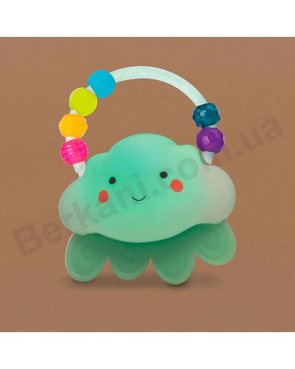 Развивающая игрушка прорезыватель Радужный дождик