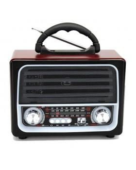Радио приёмник ретро NS-1385BT