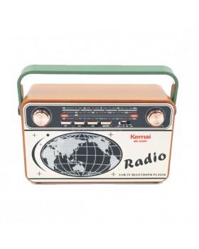 Радио приёмник ретро MD-503BT