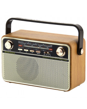 Радио приёмник ретро MD-505BT