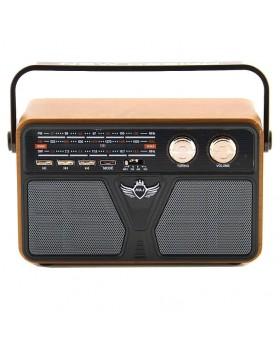Радио приёмник ретро MD-507BT