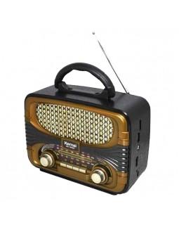 Радио приёмник ретро MD-1903BT
