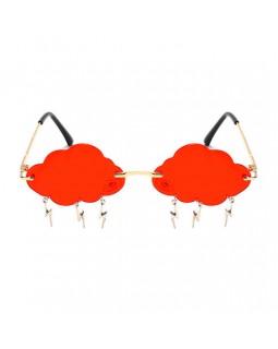 Солнцезащитные очки Groza Red