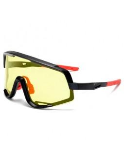 Спортивные очки Tomnatek Yellow  для вело и мотоспорта