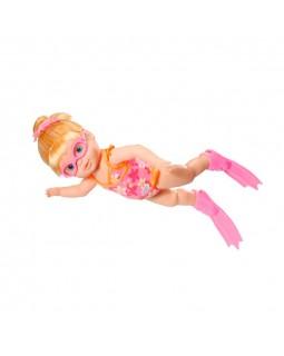 Кукла интерактивная с аксессуарами Беби Борн Учимся плавать 32 см