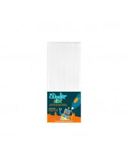 Стержни для 3d-ручки white 24 шт