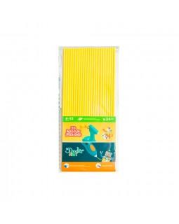 Стержни для 3d-ручки желтый 24 шт