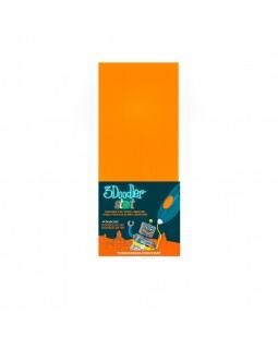Стержни для 3d-ручки оранжевый 24 шт