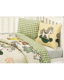 Детское постельное белье Merry для новорожденных, 100% хлопок