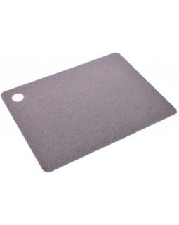 Доска разделочная Grey Granite 33х24см пластиковая гибкая