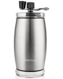 Кофемолка ручная с керамическими жерновами Ø7х18см