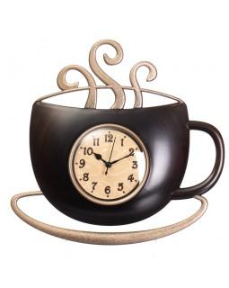 Настенный часы Крепкий кофе 26 см
