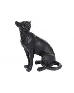 Декоративная статуэтка Pantera Black 38*31 см