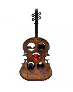 Подарочный набор с рюмками Cello 36х26х80 см