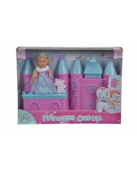 Кукла Еви и замок принцессы