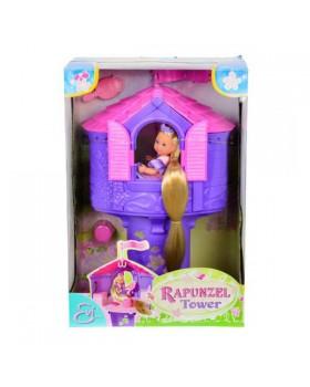 Кукольный Домик Evi Рапунцель в Башне