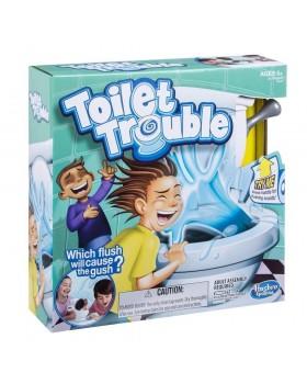 Настольная игра «Туалетное приключение»